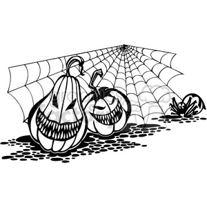 Halloween clipart illustrations 049 clipart. Royalty-free image # 387065