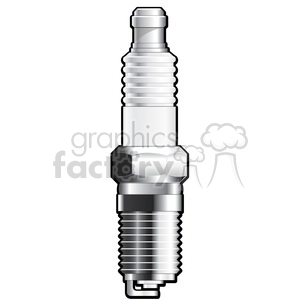 spark plug clipart. Royalty-free image # 387196