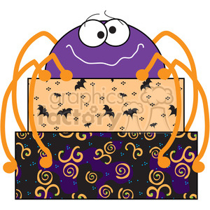 Halloween Gift COL clipart. Commercial use image # 387763
