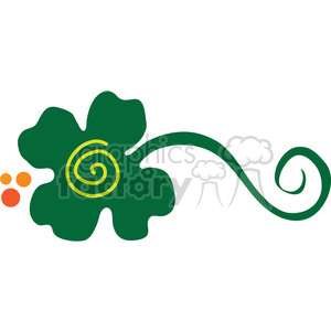 cartoon clover luckey St+Patricks+Day 4+leaf four+leaf
