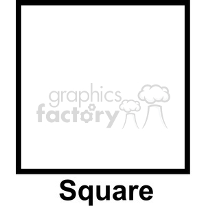 geometry square clip art graphics images clipart. Royalty-free image # 392528