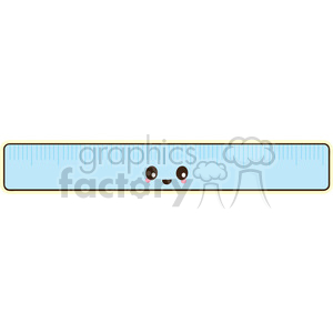 Ruler vector clip art image clipart. Royalty-free image # 393807