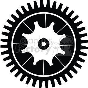 Gear 14 clipart. Commercial use image # 394073