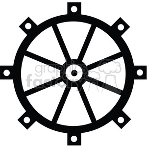 Gear 04 clipart. Commercial use image # 394093