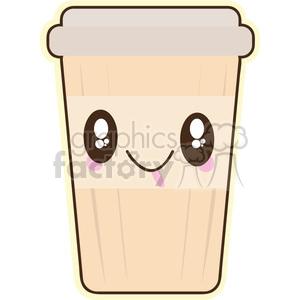 coffee cartoon cartoon character illustration