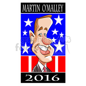 martin omalley 2016 clipart. Commercial use image # 394744
