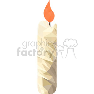 geometry polygons candle candles triangle+art