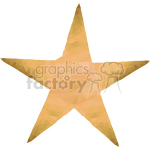 Christmas Star geometry geometric polygon vector graphics RF clip art images clipart. Royalty-free image # 397371