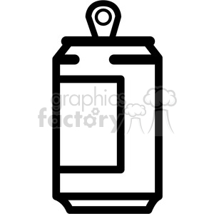 soda can icon clipart. Royalty-free image # 398249
