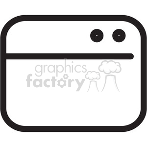 desktop icon clipart. Commercial use image # 398354