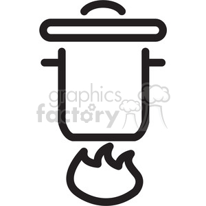 cooking icon clipart. Royalty-free image # 398364