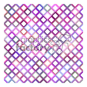 vector color pattern design 091 clipart. Royalty-free image # 401533