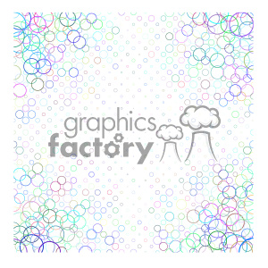 vector color pattern design 050 clipart. Commercial use image # 401573