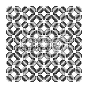 vector shape pattern design 900 clipart. Royalty-free image # 401583
