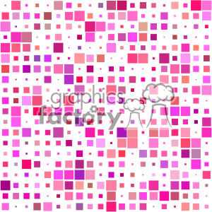 vector color pattern design 068 clipart. Royalty-free image # 401613