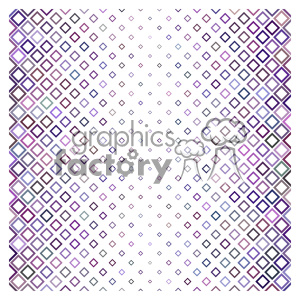 vector color pattern design 099 clipart. Royalty-free image # 401638