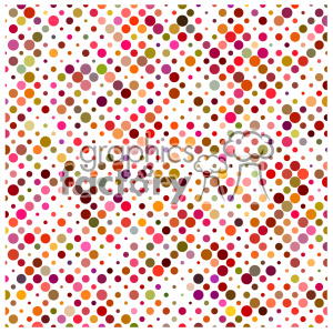 vector color pattern design 042 clipart. Royalty-free image # 401688