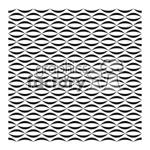 vector shape pattern design 787 clipart. Royalty-free image # 401718