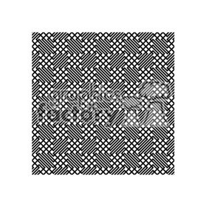 vector shape pattern design 896 clipart. Royalty-free image # 401783