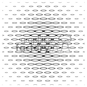 vector shape pattern design 788 clipart. Royalty-free image # 401873