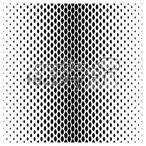 vector shape pattern design 863 clipart. Royalty-free image # 401888