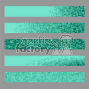 header template pattern design banner vector