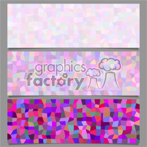 vector header banner template 024 clipart. Commercial use image # 402043