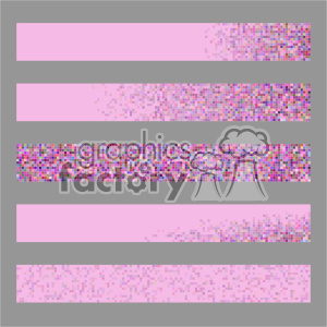 vector header banner template 002