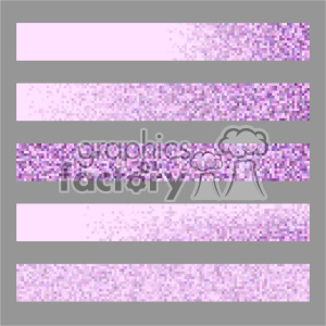vector header banner template 004 clipart. Royalty-free image # 402113