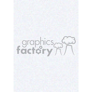 shades of faded blue pixel vector brochure letterhead document background template clipart. Royalty-free image # 402158