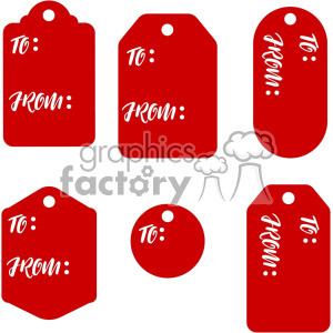 to from gift tags svg files dxf vector christmas tag clipart. Commercial use image # 402622