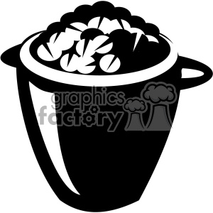 harvest bucket from farming svg cut file vector clipart. Royalty-free image # 402623