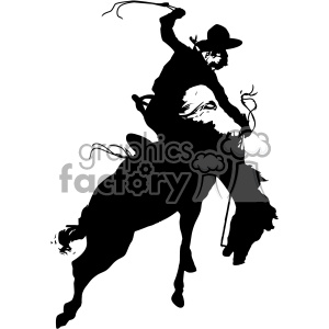 cowboy cowboys western country frederic+remington art horse black+white rodeo bronco