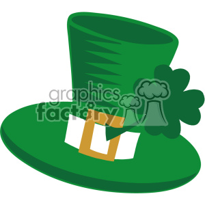hat cut+file st+patricks green irish