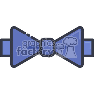 Bowtie clip art vector images clipart. Royalty-free image # 403864