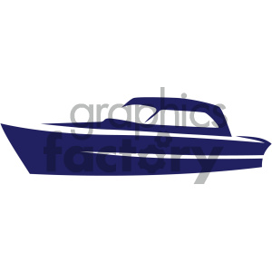 boat vector icon