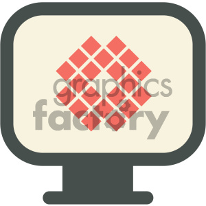 digital art education icon clipart. Royalty-free image # 405699