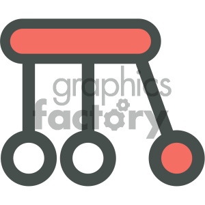 physics education icon clipart. Royalty-free image # 405703