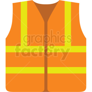 construction vest icon clipart. Royalty-free image # 406074