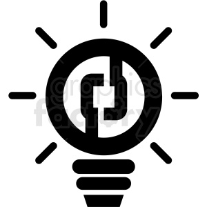 blockchain ideas tech icon clipart. Royalty-free image # 406185