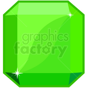 emerald vector icon game art clipart. Royalty-free icon # 406379