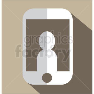 personal assistant vector icon clip art clipart. Commercial use image # 406618
