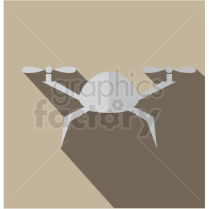 drone vector icon clip art clipart. Royalty-free image # 406633