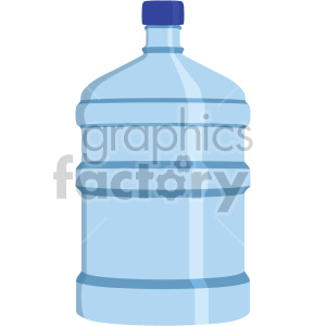 water jug flat icons clipart. Royalty-free icon # 407138