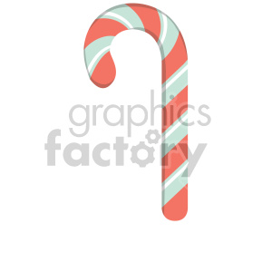 candy cane clipart clipart. Royalty-free image # 407269