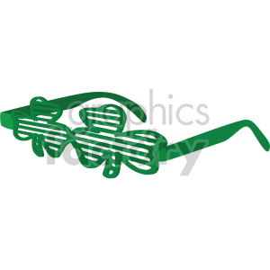 st+patricks+day irish Saint+Patrick shamrock glasses funny