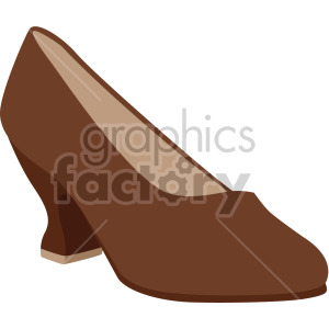 french heels shoes clipart. Royalty-free image # 408150