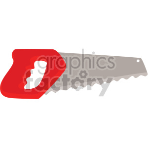 hand saw clipart. Royalty-free icon # 408289