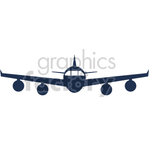 airplane design clipart. Royalty-free icon # 408443