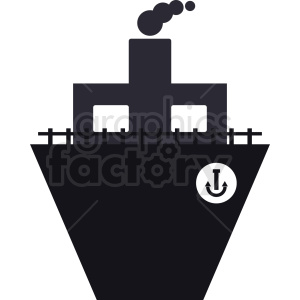 ship icon no background clipart. Commercial use image # 408978